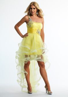 Dave and Johnny Prom Dress 10553