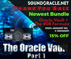 Take 15% off your order at Soundoracle.net