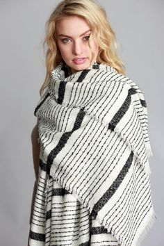 That's A Wrap Blanket Scarf