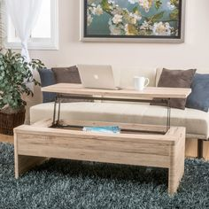 Found it at Wayfair - Keller Coffee Table with Lift Top