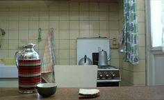 infinitetext:  Chantal Akerman, Jeanne Dielman, 23 quai du Commerce, 1080 Bruxelles, 1975.  I mean the fact that the camera was so static th...