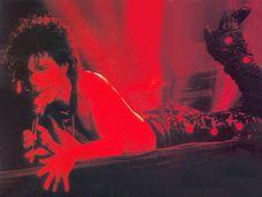 "From /Purple Rain/, 1984, singing ""Darling Nikki""."