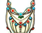 Shoshone Statement Necklace- Ready to ship