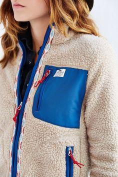 We love the look of a classic #fleece--Penfield Lutsen Fleece #Jacket