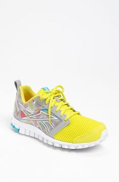 These would get me MOVIN' Reebok 'RealFlex Scream 2.0' Running Shoe (Women) available at Nordstrom
