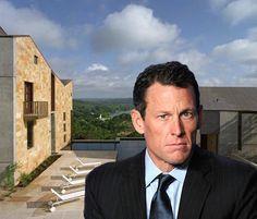 Visite de la maison de Lance Armstrong