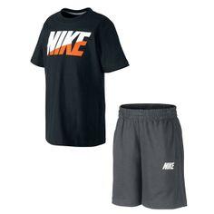 Nike Mod Sp Set Çocuk T-Shirt Short İkili Set 589784010