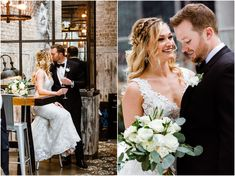 River Roast Chicago Wedding | Riverwalk Bride and Groom Pictures | Jill Tiongco Photography | Chicago Wedding Photographer
