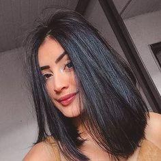 New Hair Goals Medium Hairdos 20 Ideas Long Bob Haircuts, Bob Hairstyles, Straight Hairstyles, Brown Blonde Hair, Dark Hair, Medium Hair Styles, Short Hair Styles, Gorgeous Hair, Short Hair Cuts