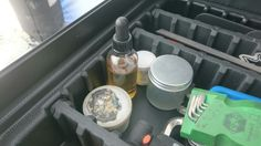 Fits perfect into a toolbox. Toolbox, Bicycles, Soap, Personal Care, Bottle, Products, Tool Box, Self Care, Personal Hygiene