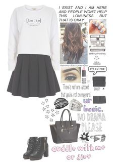 """""""She liked mysteries so much that she became one"""" by emma-directioner-r5er ❤ liked on Polyvore featuring Polo Ralph Lauren, Bling Jewelry, River Island, Topshop, H&M, Dorothy Perkins and House of Harlow 1960"""