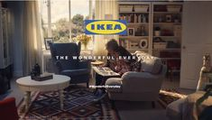 IKEA - Wonderful Life - Full TV Advert #WonderfulEveryday https://tw.voicetube.com/videos/37736?ref=fb_judgead_ikea&mtc=fb_judgead_ikea