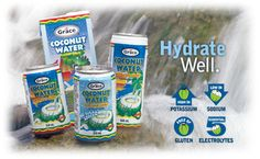 Grace Coconut Water - is the ultimate thirst quencher. It brings to you the natural goodness of the tropics. Relax, enjoy and refresh your inner self with Grace Coconut Water with or without Pulp and Grace Coconut Water with Pulp No Sugar Added.
