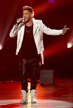 Adam Lambert on 'American Idol'