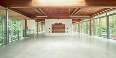 Cheakamus Centre - McFarland Marceau Architects Ltd.