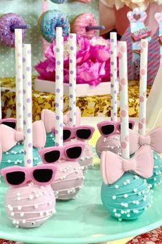 Lol Birthday Cake, 5th Birthday Party Ideas, Girl Birthday Decorations, Surprise Birthday, 8th Birthday, Lol Doll Cake, Cake Pops, Birthdays, Desserts