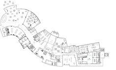 ground floorplan of Hotel