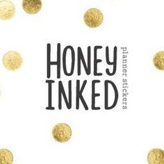 Browse unique items from honeyinked on Etsy, a global marketplace of handmade, vintage and creative goods.