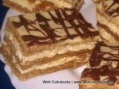 Finom karamellás sütemény