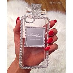 Coque miss Dior bling bling iphone 4 5 6 6+ http://www.jeumonde.com/111-miss-dior-coque-crystal-tpu-bouteille-de-parfum-pour-iphone-44s56-plus.html