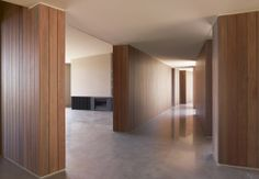 Wood wall ceiling/base details