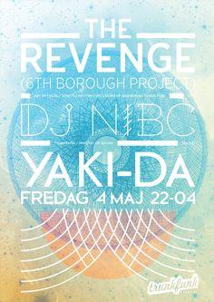 2012.05.04: The Revenge + Dj Nibc