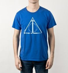 The Geeky Hallows — $20 | 59 Clever T-Shirts Every Geek Will Appreciate