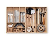 Kitchen Tools in Wood Divider | Normann Copenhagen