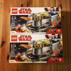More new 2018 Star Wars sets for sale! 75176 Resistance Transport Pod $35 $30 Shipping is extra.  ____________ #starwars #legostarwars #starwarslego #75176 #thelastjedi #theforceawakens #finn #rose #bb8 #atst #lego #legoset #legolastjedi #legoforsale #lego2018 #legostagram #legogram #brickstagram #bricklink #resistance #rebellion #skywalker