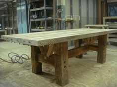 heavy beam table