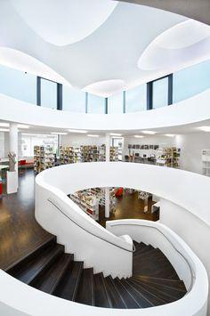 Oberkirch Media Centre by Wurm + Wurm
