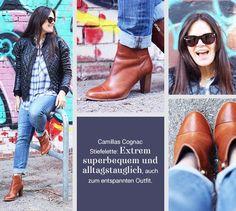 Los geht es mit der Bloggerin Camilla, sie stellt das Café Bravo vor.