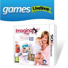 Imagina Ser Mamá #3DS.#OfertasGLS  Precio 34.95€