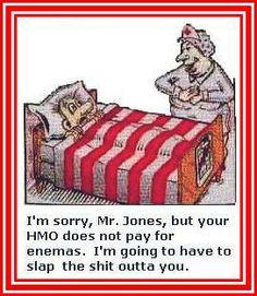 I Recognise The Hmo Plan And The Nurse Nurse Jokes Funny Cartoons