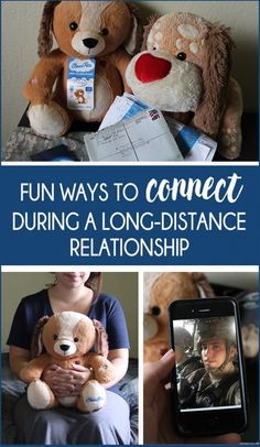 Navigating a long-distance relationship can be hard but you can still find fun ways to combat the separation blues & connect together despite the distance. #CloudPetsForever #ad @Walmart @CloudPets