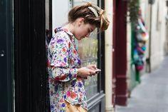 On the Street……Le Marais, Paris « The Sartorialist
