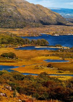 Killarney Lakes, Co. Kerry, Ireland