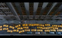 """Taxi jam. Taken from Terry Gilliam's """"The Fisher King"""" 1991. http://www.imdb.com/title/tt0101889/"""