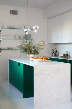 A Lively Interplay Of Elements Kitchen Chandelier, Kitchen Lighting, Luxury  Kitchen Design, Luxury