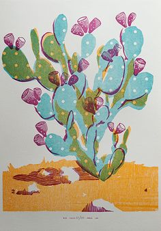 Prickly Pear by @lilcopress