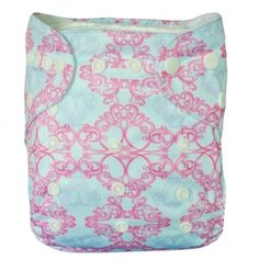 Waterproof Reusable Baby Cloth Diaper Nappy Wet /& Dry Bag Swimmer Fancy Feathers