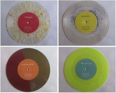 paramore vinyls-totally got these for Christmas!!!