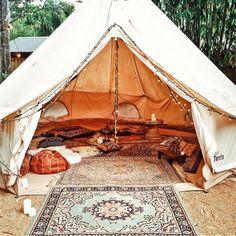 Spell Byron Bohemian Backyard Tipi -- Australian Oasis