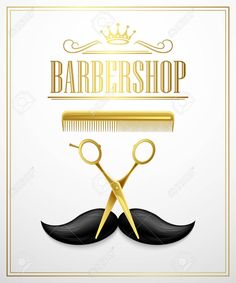 Poster Barbershop Welcome. Vector Illustration Royalty Free Cliparts, Vectors, And Stock Illustration. Image Related posts:Long Hair and BeardCustom made reversible spent a full day in Schorem barber shop in Rotterdam. Barber Shop Names, Barber Store, Barber Shop Decor, Barber Poster, Barber Logo, Hairdresser Tattoos, Barbershop Design, Barbershop Ideas, Barbers