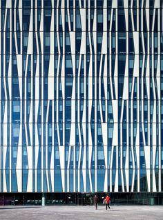 Bibliothek der University of Aberdeen – Sir Duncan Rice Library, UK - schmidt hammer lassen architects -