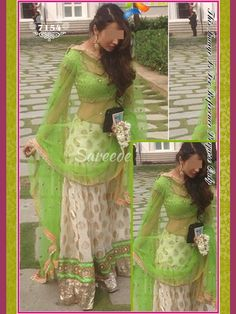Bollywood replica Lahanga Ready to ship D.no 7154 Price : 2495 + (shipping) Pure viscos semi stitched Lahanga with meti unstitched blouse with net dupatta Approx weight kg Call/WhatsApp 9425052960 Lehenga Choli Latest, Bollywood Lehenga, Lehenga Choli Online, Designer Sarees Collection, Latest Designer Sarees, Designer Dresses, Saree Collection, Indian Attire, Indian Wear