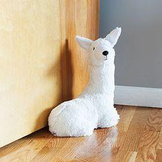 Llama Butler door stoper #promoted http://shopstyle.it/l/himS