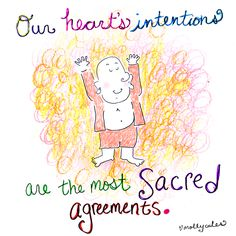 Buddha Doodle - 'Heart's Desire' Books and Teeshirts available at www.buddhadoodles.com