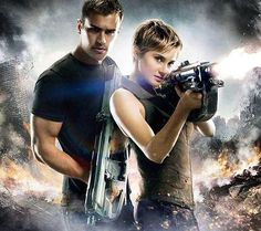 "Im super excited for watching this sequel. ""Allegiant"" after watching, it will be going on my frustration day. Im okay without tris bcoz tobias will be with me truly in my heart , i want them together in movie and real #divergent #insurgent #weareallegiant #tris #tobias #trisprior #tobiaseaton #shailenewoodley #theojames"