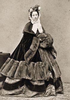 4 Civil War Photo Prints Women in Fancy Wraps Shawls | eBay